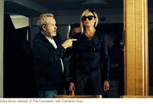Cameron Diaz wears Imogen Belfield in The Counsellor