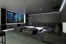 CINEMA ROOMS ║ GUNTER & CO