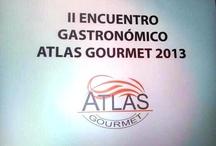 II Encuentro Gastronómico Atlas Gourmet 2013 / DimensionChef ha tenido el privilegio de asistir a este fabuloso encuentro gastronómico de Atlas Gourmet. No solo pudimos conocer las novedades de la cocina gourmet, sino que varios cocineros consagrados cocinaron para nosotros utilizando esos productos. Fue realmente enriquecedor y emotivo. Gracias Atlas Gourmet (www.atlasgourmet.com) / by DimensionChef Web