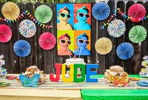 Deco Parties / Ideas para decorar eventos
