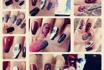 Rammstein nails