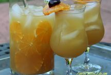 Adult party cocktails / Liquor, wine & beer cocktail ideas / by Dee Ann Cowan
