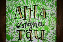 Alpha Sigma Tau / by Rachel Marquart