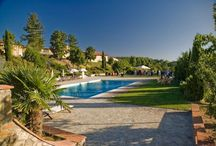 Vineyard Wedding Estate  / Beautiful Vineyard Wedding Estate in the heart for Chianti, suitable for wedding with 50 guests, all can be accommodated on site, up to 200 people wedding reception. http://www.tuscandream.com/weddings/tuscany-wine-estate-321-wedding-location-chianti/