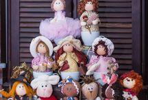 boneca de caneca