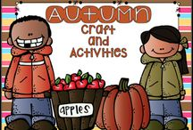 Autumn or Fall / Suggested literature, activities, crafts and more!