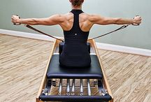 reformer - cadillac exercises