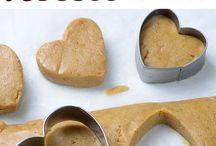 valentines chocholate hearts