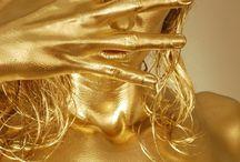 OROSPLENDENTE♥ / L'attrazione dell'Oro Raggi di Sole Segno Zodiacale Leone ..... ♥ / by laura