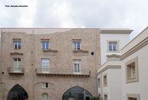 Palazzo Lampedusa - Dettagli / Alcuni dettagli dei lavori effettuati da Pavanello Serramenti presso lo storico edificio di Palermo, il Palazzo Lampedusa.