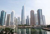#DUBAI / Los Emiratos Árabes destino de cruceros en Oriente Medio.