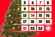 Babygoodies Adventskalender / Een adventskalender waar we samen met jullie aftellen naar kerstavond. Wij begeleiden je gaandeweg door cadeautips en nieuwe kerstproducten elke dag aan jullie voor te schotelen. Elke zondag van de advent (7 , 14 en 21 december) geven we ook één verrassingspakket weg! Kom dus zeker een piepen op onze Facebook pagina ;-)