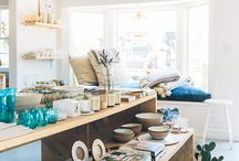 DECOR | RETAIL STORE DECOR INSPIRATION / Interior decor inspiration for our forthcoming shop