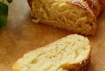 wypieki wytrawne, chleb, bułka