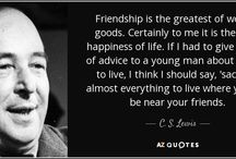 C.S. Lewis / quotes