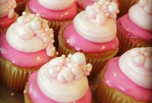 Baby Shower Cakes & Cupcakes  by The SweetSpot Bakehouse / A sampling of our baby shower treats, made in Whitewater, WI!