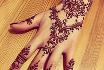 Henna/Kina/Tattoo