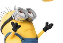 Minions :) / Despicable me