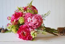 flowers / wedding bouquets / by claudine hamdani