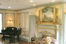 French rooms / by Louise Brown