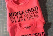 1st Child, 2nd Child ,3r Child