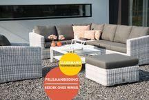 tuinset / lounge set