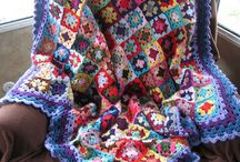 My Crochet / I love to crochet.  It's fun to try different stitches and colors.  I also love that one can crochet just about anywhere...at home and/or traveling in vehicles and while watching TV.  It's a great hobby!   Pinning some of my projects here.