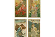 Art Nouveau 1890-1914 / by Morgan Sedgley