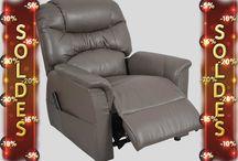 Autre boutique STENIOR : Fauteuil releveur pour personne âgée / STENIOR est une boutique en ligne à destination des personnes âgées et à mobilité réduite. STENIOR propose des fauteuils releveur et relaxation électriques pour garder son autonomie à domicile ; le fauteuil releveur offre une assise en toute sécurité sans effort, une relaxation pour se détendre en position allongée. STENIOR dispose d'une très large gamme de fauteuils releveurs électriques tout confort pour vous aider au quotidien pour les personnes âgées.