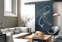 TV SOLUTIONS  / Nice ways to display your tv  / by villa d'Esta