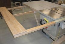 Out feed table