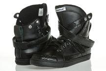 Heyday Footwear fitness high top sneakers / Fall 2014