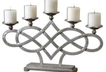Essential Candle Holders / http://www.essentialsinside.com/candle-holders/