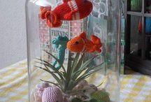 amigurumi aquarium