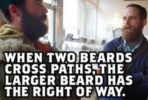Manly Beards