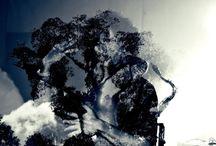 Fotografia Experimental por Fharah Mahrmud / Fh