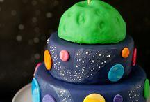 Weltraum Party / Kindergeburtstag, Motto-Party, Partydekoration, Tischdeko, Girlanden, Einladungen, Party-Spiele, DIY