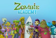 Jeu du Mois : Zombie Academy / Découvrez le Jeu du Mois d'Octobre 2013 : Zombie Academy