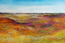 Abstract and Figurative Landscape / by Linda Chaves