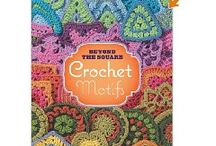 Crochet ~ Favorite Books / I'm often asked what books I own or recommend. So here they are! I own a handful of these and covet the others. I'm very picky about the books and blogs I use! They must be well written, visually pleasing, easy to use, well organized and have fantastic photos. Oh yes, and clean, if I won't recommend it to my daughters, I won't recommend it to you.