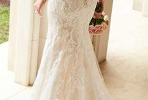 wedding dresses & ideas