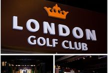 Event Photographer London Golf Club Party