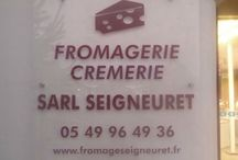 Seigneuret (fromages) / Fromages