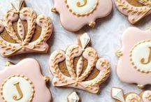 cookies - Monogram