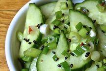 Japanese Vegetable Garden / Japanese vegetables, gardens and recipes.
