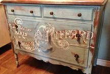 Furniture Pretty & Refashioned