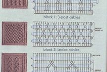 cable crochet patterns