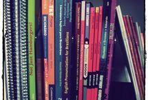 Books | Livros / I love all of them!