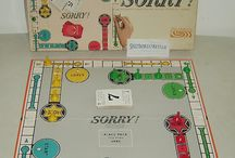 Vintage Games / Any board games, wooden toys and old-fashioned rituals for spending quality time together years gone by.