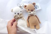 Crochet - bears
